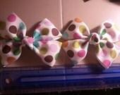 Pretty Dot's Grosgrain Ribbon Bows