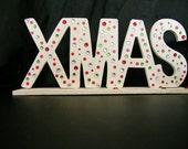Sparkling X-mas sign...