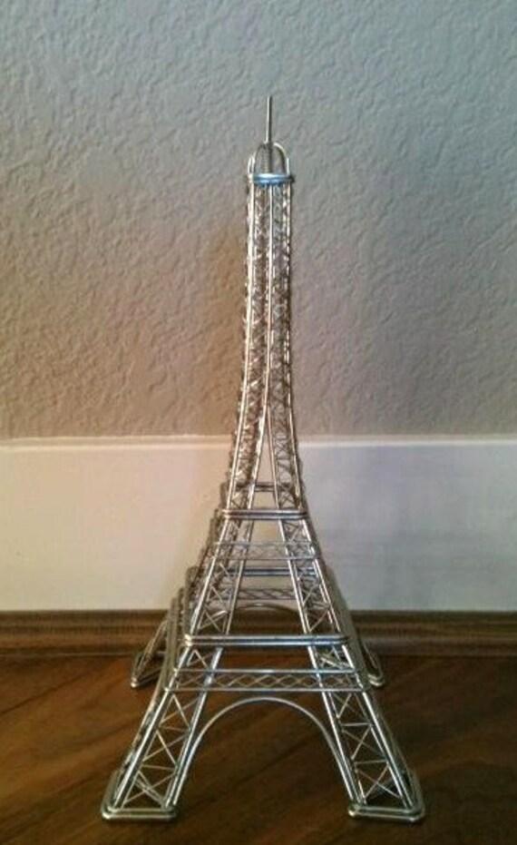 Vintage Paris Eiffel Tower