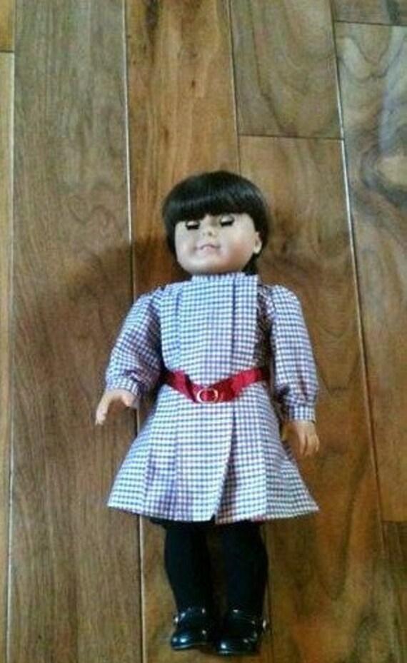 American Girl Doll Samantha Parkington, Victorian Girl - Olives and Doves