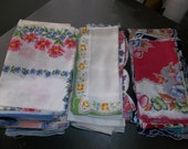 beautiful handkerchiefs, dainty and sweet