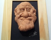 "Custom Caricature, Caricature Custom sculpture, Personalized Caricatures , made of polymer clay ""super sculpey"""