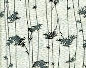 Moody Bamboo Grove Indigo Dyed Japanese Cotton