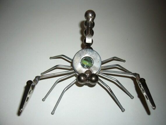 Scorpion Metal Sculpture