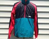 Retro // Vintage Color Bock Pullover // HIND