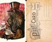 POST CARD x10  Dandelion postcards