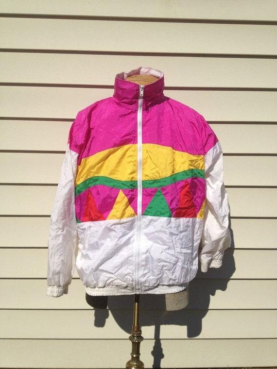 Retro Vintage Jacket // 80s 90s // Slade