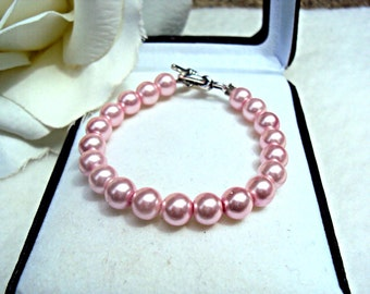 Baby's First Pearls - PALE PINK