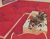 1975 MID CENTURY MODERN Mod Decorating book Better Homes Gardens 400 pg