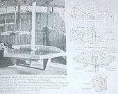 1974 MID CENTURY MODERN Garden Pools Fountains Waterfalls Landscape Design book