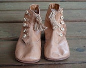 Antique Baby Boots 1900's Free Shipping in the US