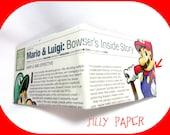 Sale Mario and Luigi Magazine Wallet