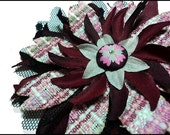 CONSTANCE Victorian Inspired Hair Flower Clip