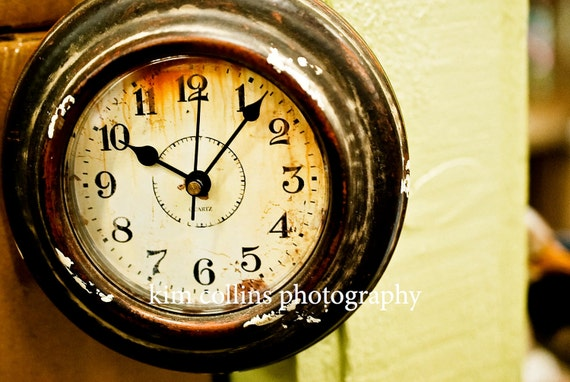 10:06 A.M. Paris,Photo of vintage clock,France,multiple sizes available-antique-clock-home decor-time-clock,photograph