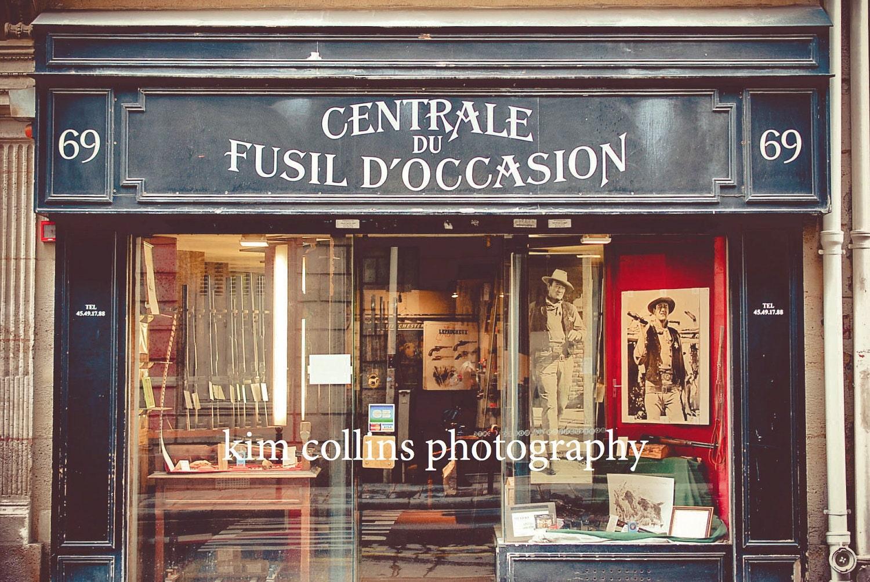 Parisian store frontfine art photographyparisfrancemultiple for Retro shop paris