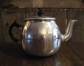 Vintage Aluminum Teapot - Made in the Republic of Ireland