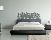 Roses Headboard Decal