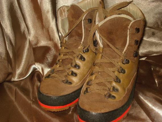 KASTINGER Hiking boots made in Austria like new see descript for sizing  ,Vtg rare find