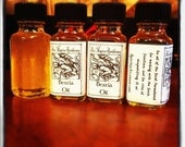 Bestia Oil - Shapeshifting - Ritual - Occult - Witchcraft - Wicca - Magic - Familiar - Totem - Animal
