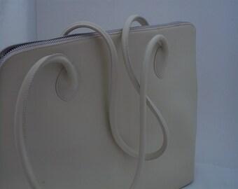 Karen Millen Leather Bag purse laptop carrier