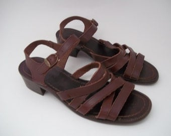 G.H. Bass & Co. Italian Vintage Sandals