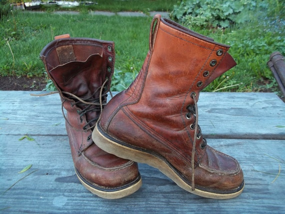 Vintage Red Wing Irish Setter Sport Boot