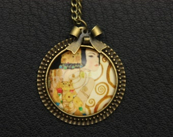 Necklace expectation klimt 2525C