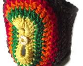 Bohemian Crochet Cuff