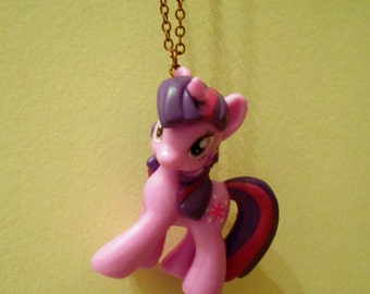 My Little Pony Twilight Sparkle Necklace