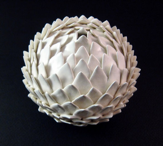 Artichoke Vase