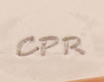 Copper (CPR)  Content Marking Stamp