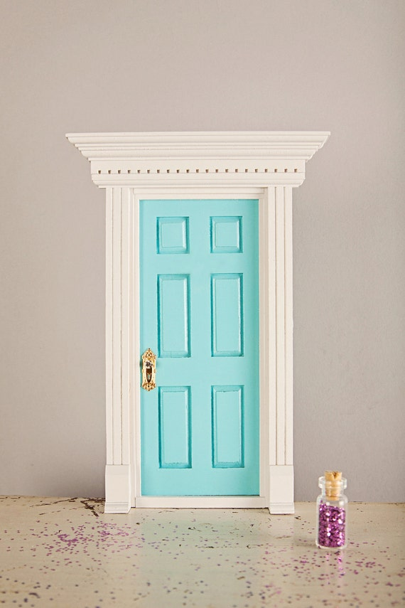 Items similar to tooth fairy door fully customizable for for Fairy doors images