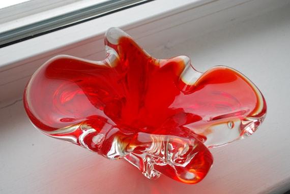 Vintage 60s Glass Art (originally 59.95)