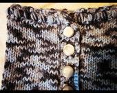 Rainy Day Knit Collar/Neck-warmer