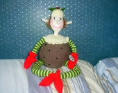 plum pudding pixie amazing decoration very cute