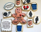 Break Up/Divorce Cookies