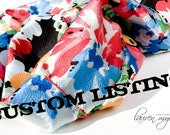 Custom Listing for Olivia F.