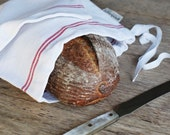 Swedish Bread Bag -- Baguette Size - greenhouseds