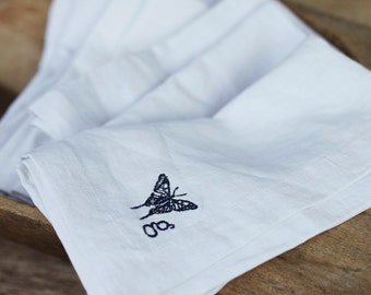 Vintage Cotton Napkins (set of four)