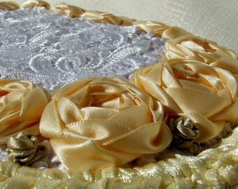Ann - Elegant Handmade Evening/Wedding/Bridal/Party/Gift Handbag
