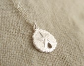 Starfish Sterling silver necklace-simple everyday jewelry