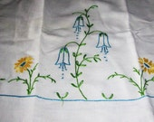 Vintage 1920's Hand Embroidered Dress