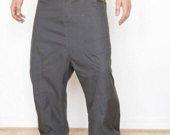 Gray Tiger pants - BAÏSAP