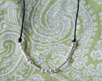 Morse Code Necklace - FRIEND