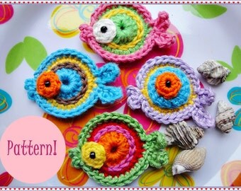 Fishs Crochet Patterns
