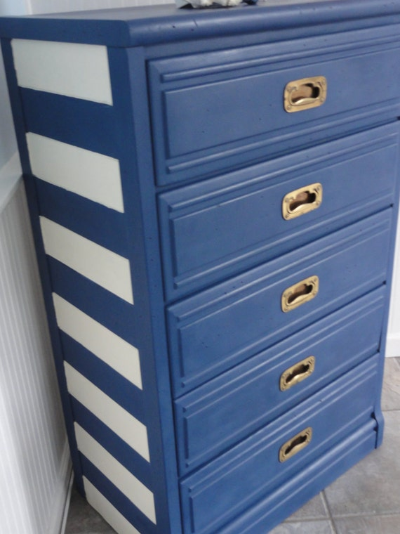 Nautical Dresser (Annie Sloan Chalk Paint)