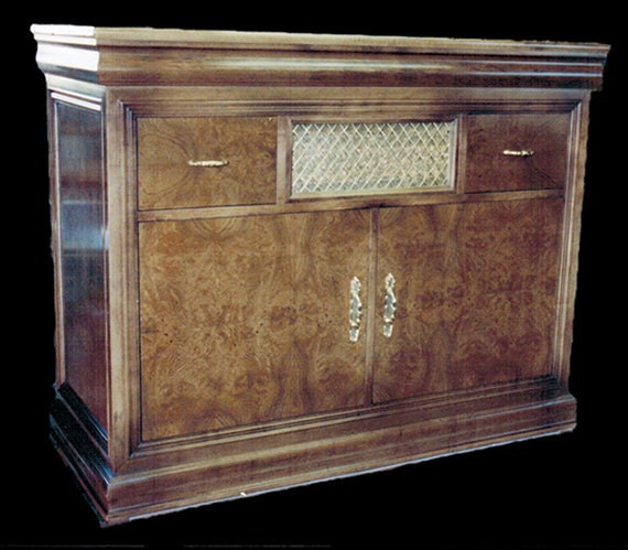 TV Lift With Storage