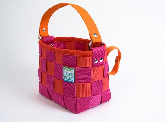Handlebar-basket for children
