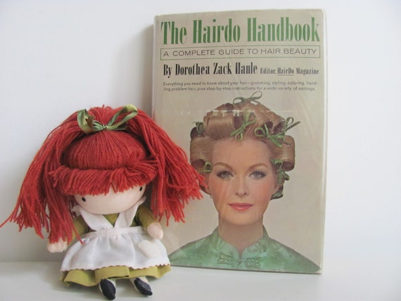 1964 The Hairdo Handbook A Complete Guide to Hair Beauty