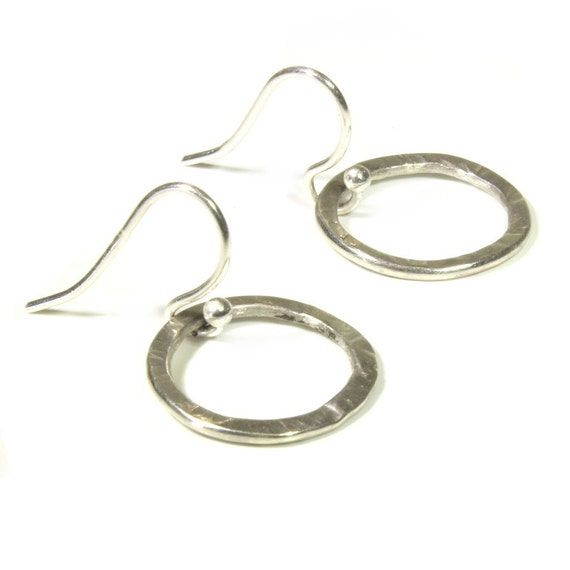 Silver Hoop Earrings, Womens Valentine Gift, Valentines Day, Valentines Gift, Sterling Silver Hoops, Mothers Day Gift, Birthday Gift